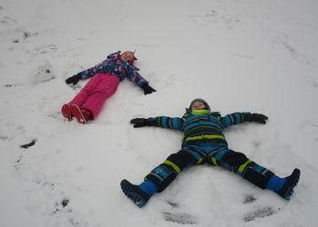 Hurra, Hurra, der Winter ist jetzt da!
